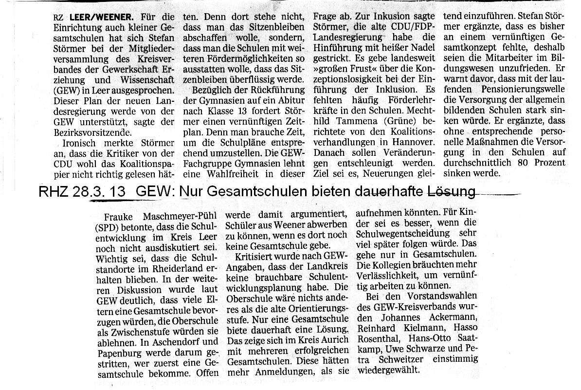 Kreis-Bericht