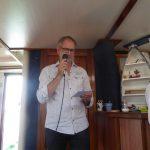Kollege Ackermann moderiert